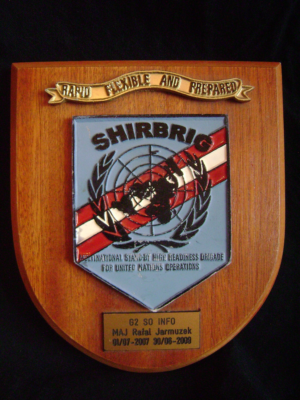 Plaketa_Shirbrig_Brigade_United_Nations_1.JPG