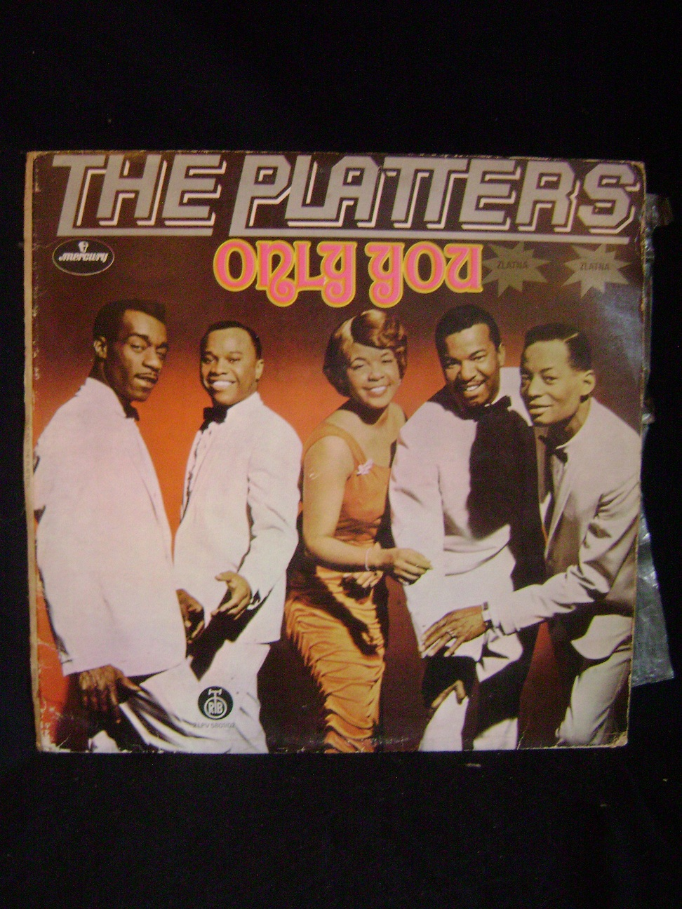 Ploca_LP_The_Platters_Only_You_1.JPG