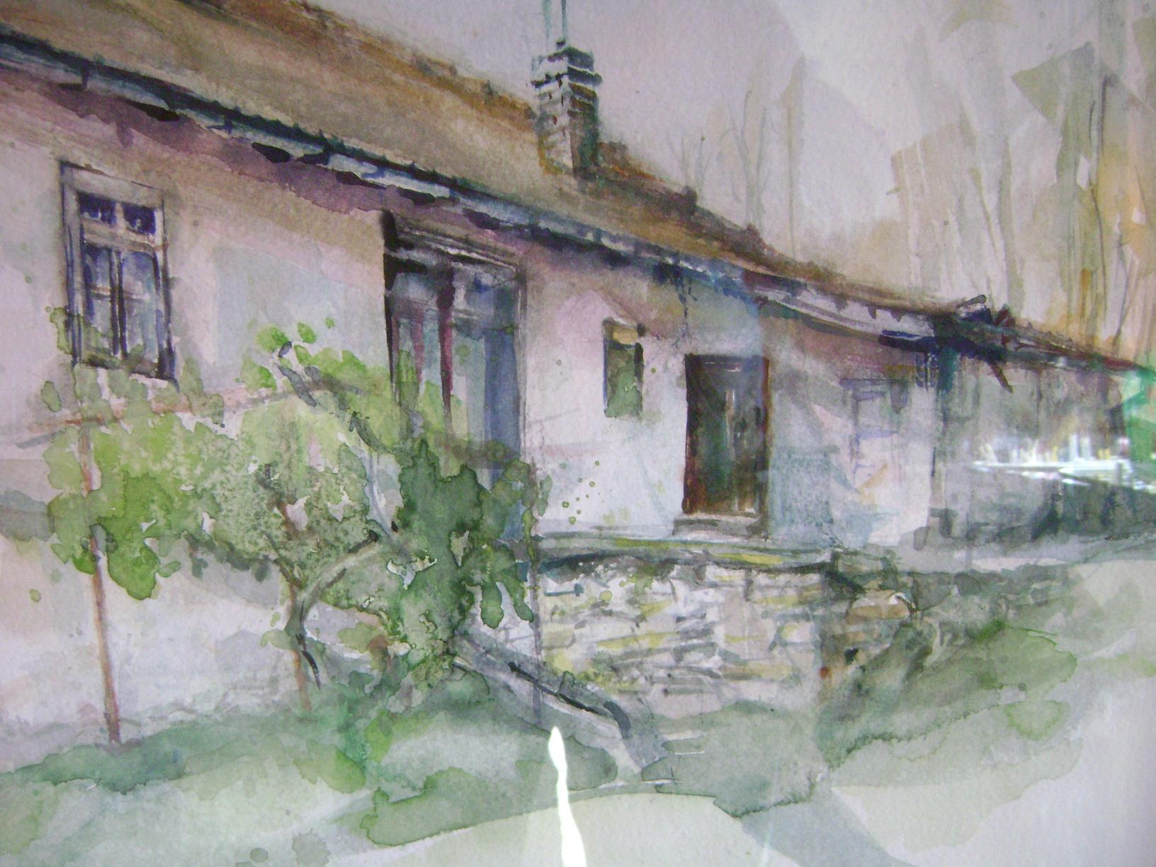 Slika_akvarel_Kuca_Leposavić_4.JPG